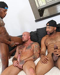 Sean Duran, Deepdicc And Ray Diesel