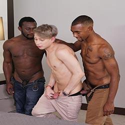 Daniel Hausser, Bucky Wright & Parker Payne